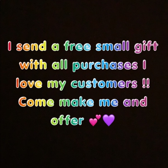 Accessories - FREE SMALL GIFT 🎁💜